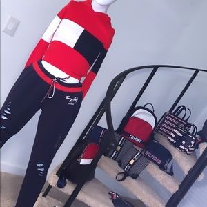 none Other - luxury brand clothing 💥💎 TOMMY SET ON MANIKIN